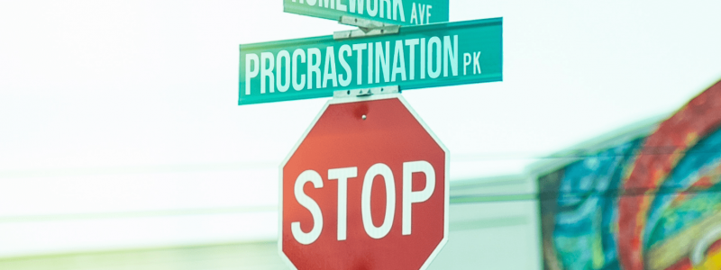 The Folly of Procrastination
